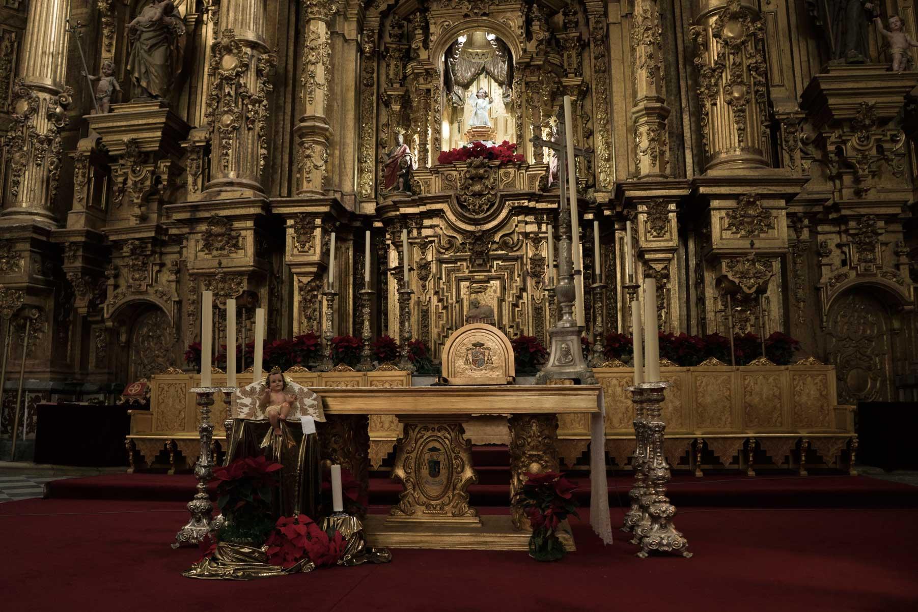 Un espacio para la oración y la liturgia