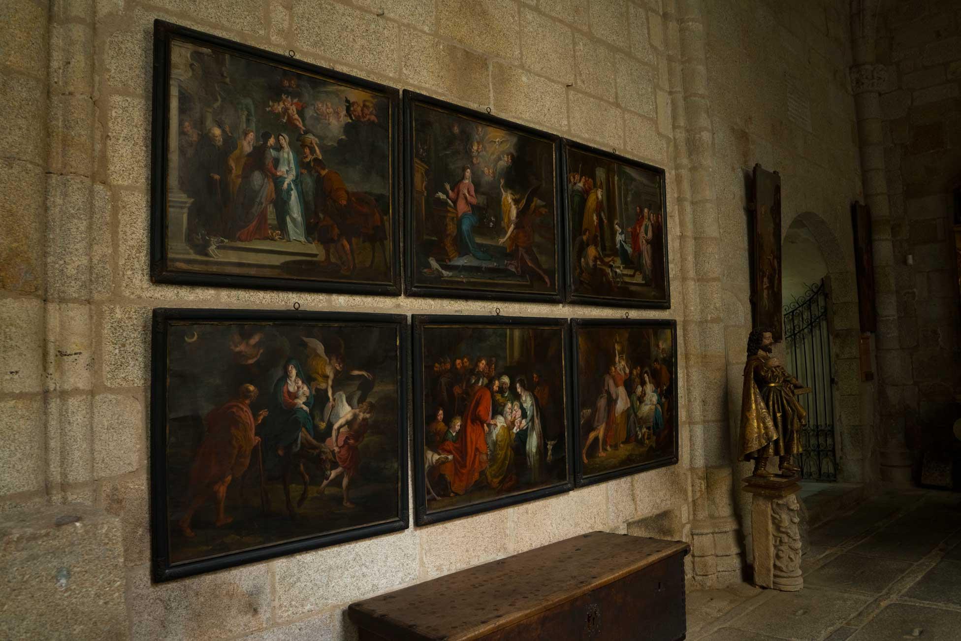 Arte religioso y sagrado en el Museo