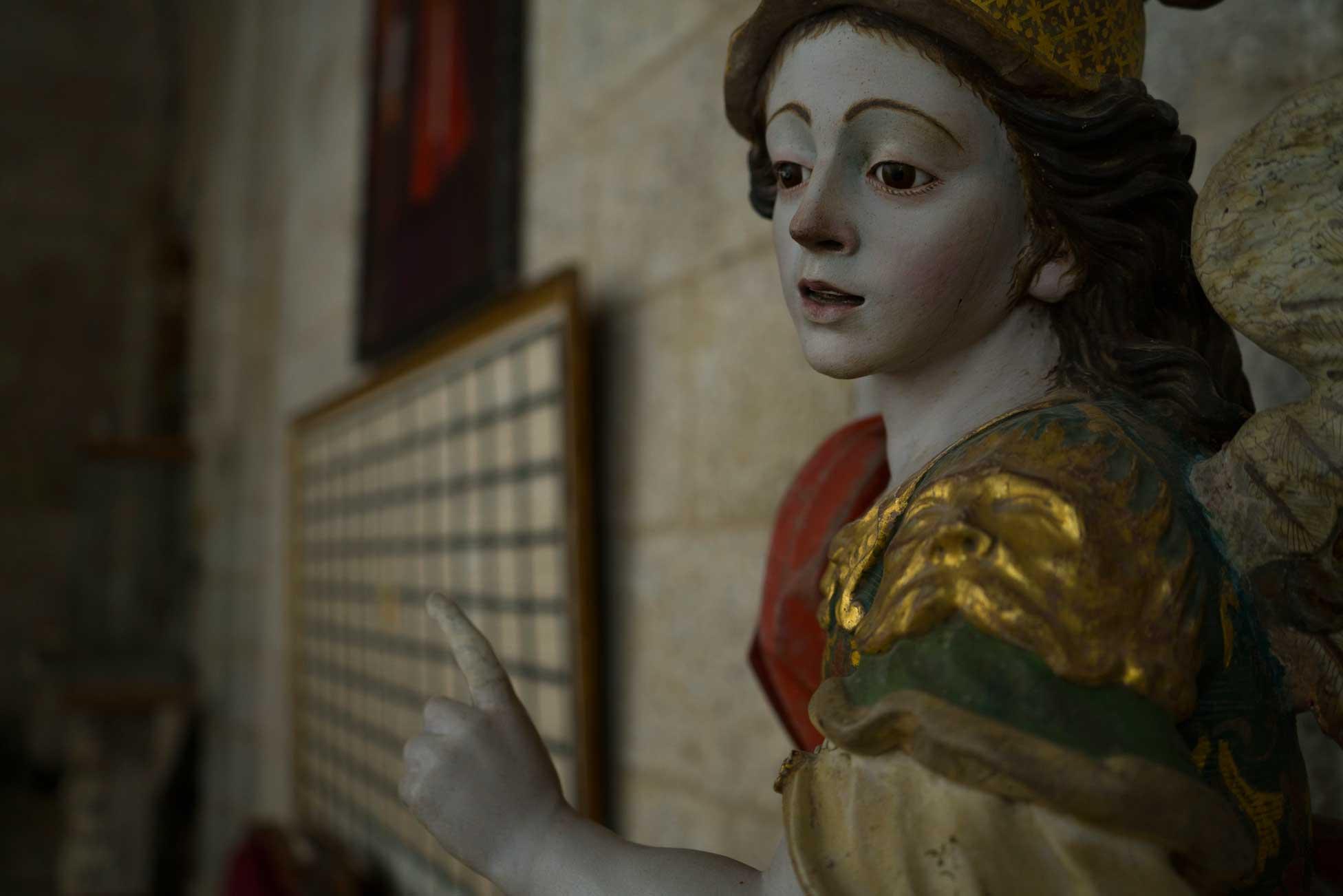 Archangel San Miguel
