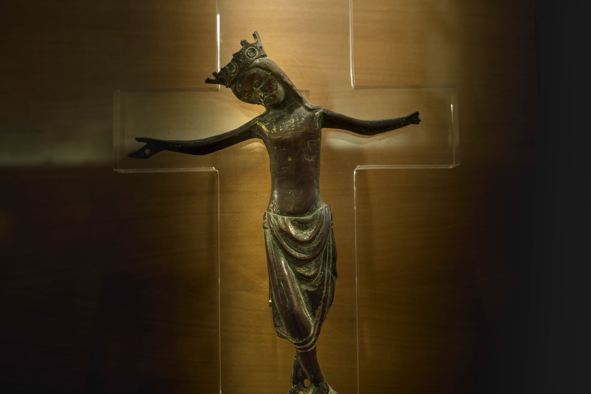 Cristo (românico, séc. XIII)