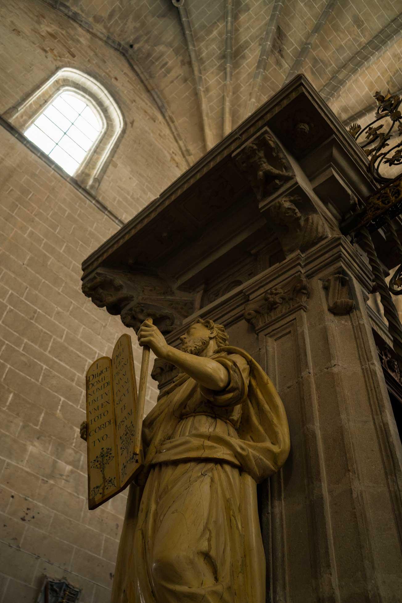 Escultura de São Pedro