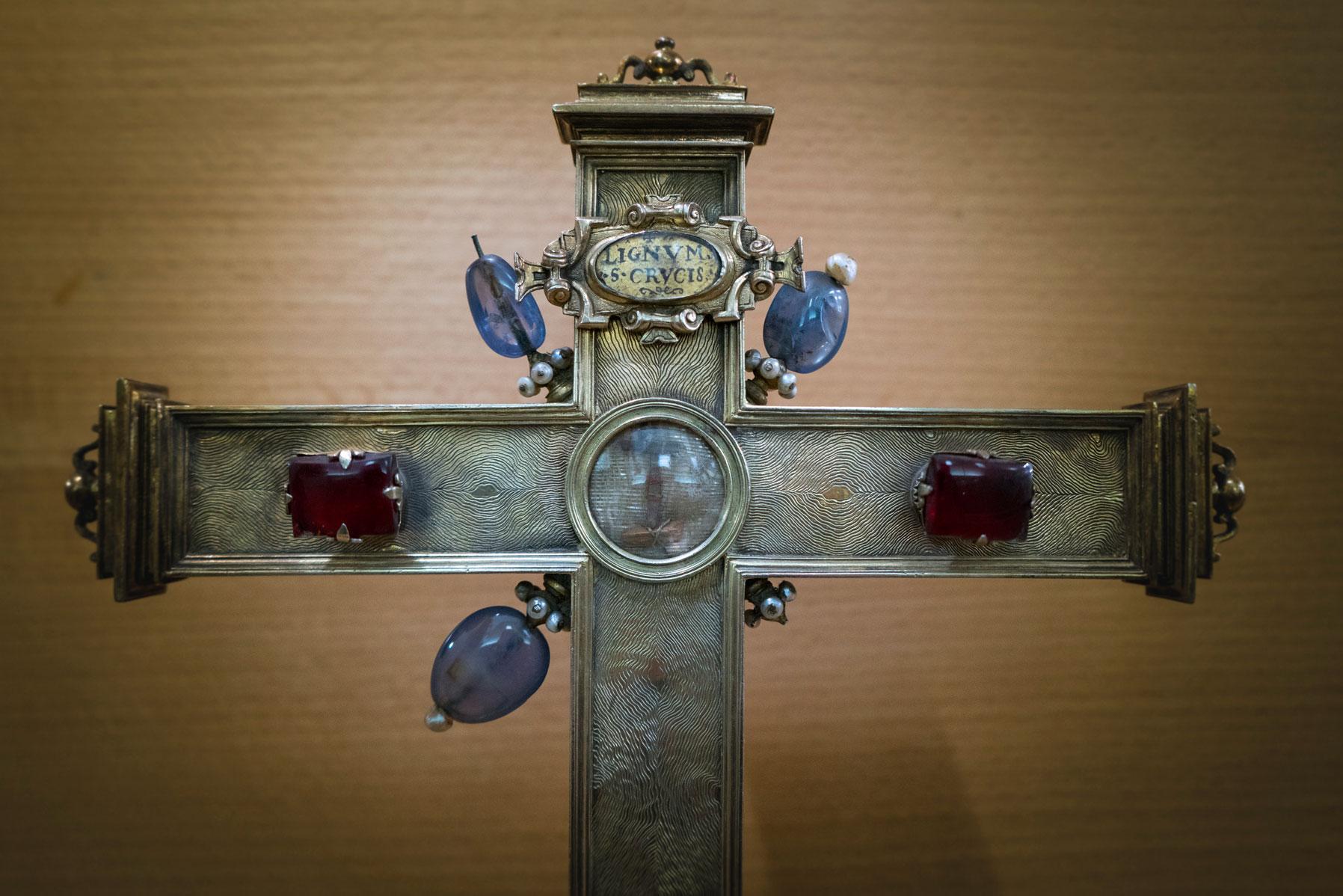 Reliquia Lignum Crucis